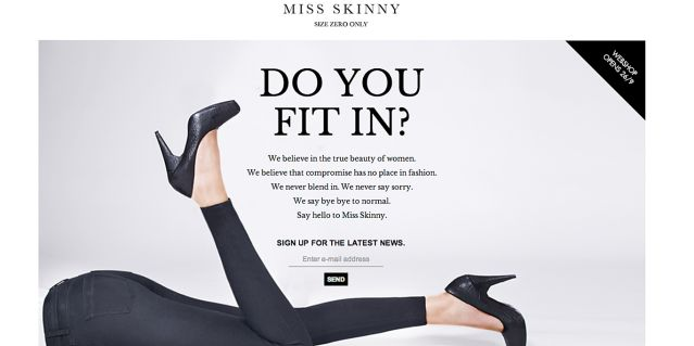 Miss Skinny